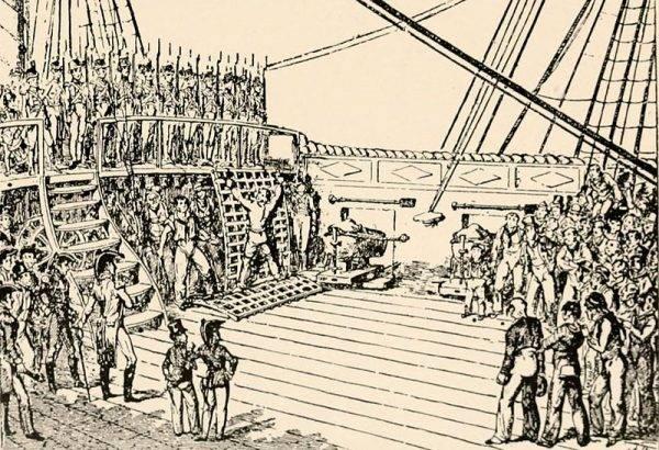 Podczas gdy śmierć była karą za poważne przestępstwa, za mniejsze najczęściej stosowano chłostę.