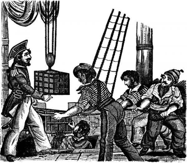 Ładownia statku wypełniona była sztabami złota i skrzyniami pełnymi drogocennych kamieni.