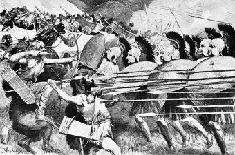 Powszechnie wiadomo, że falanga to grecka formacja wojskowa, która odnosiła niezwykłe sukcesy militarne. Choć tak znana, to nawet same jej początki owiane są tajemnicą i do dziś wywołują dyskusję wśród historyków.