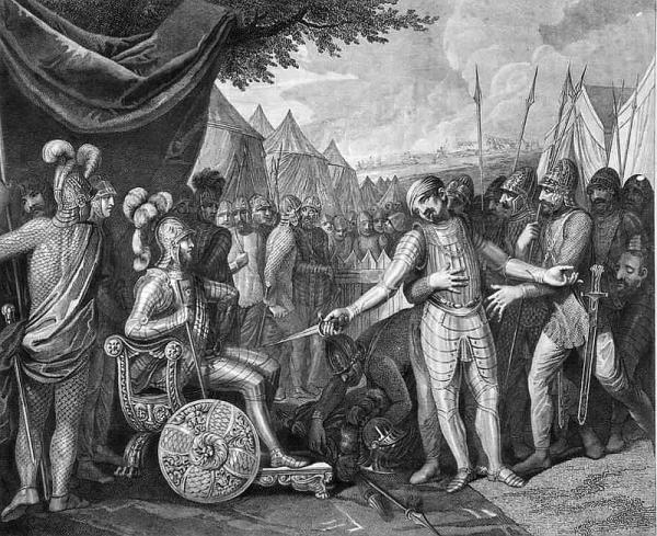Kroniki wspominają o ciężkich walkach i niepowodzeniach Mieszka w starciach z Wieletami wspieranymi przez saskiego awanturnika i banitę Wichmana.