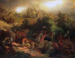 Bitwa pod Mohaczem doprowadziła do upadku Jagiellonów na Węgrzech i w Czechach