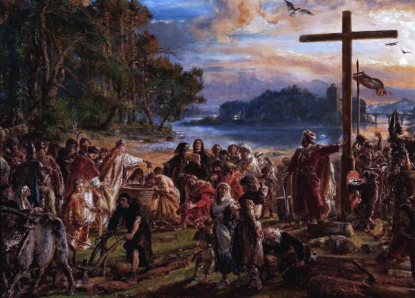Dzisiaj coraz większą popularność zdobywa teza, że Mieszkowe nawrócenie wynikało z autentycznych pobudek religijnych, a nie z chłodnej kalkulacji politycznej.