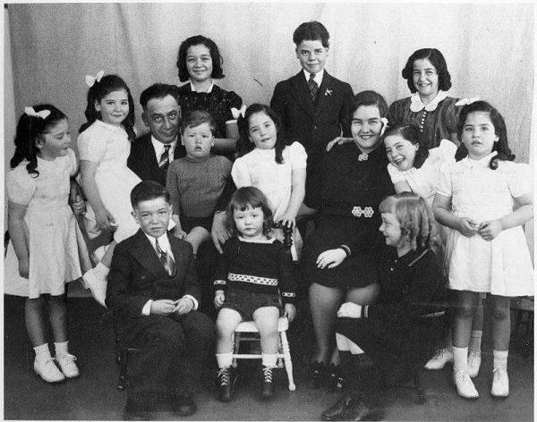 Rodzina Dionne'ów