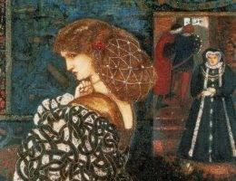Romantyczna legenda głosi, że rzucona przez nią klątwa miała doprowadzić do unicestwienia potężnego rodu.