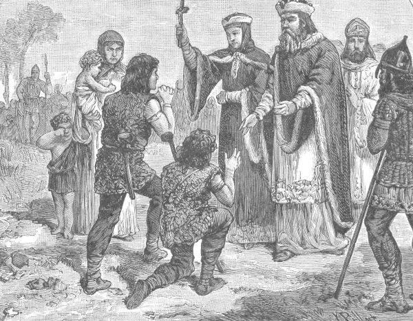 Warto zauważyć, że zarówno Gall, jak i niemiecki dziejopis raczej jednoznacznie podkreślają, że najpierw doszło do małżeństwa, a chrzest był efektem usilnych działań czeskiej księżniczki.