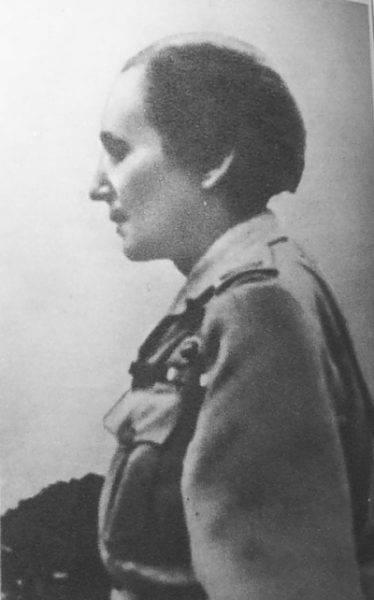 """Wanda Gertz """"Lena"""" – organizatorka kobiecego oddziału sabotażu Armii Krajowej """"Dysk"""""""