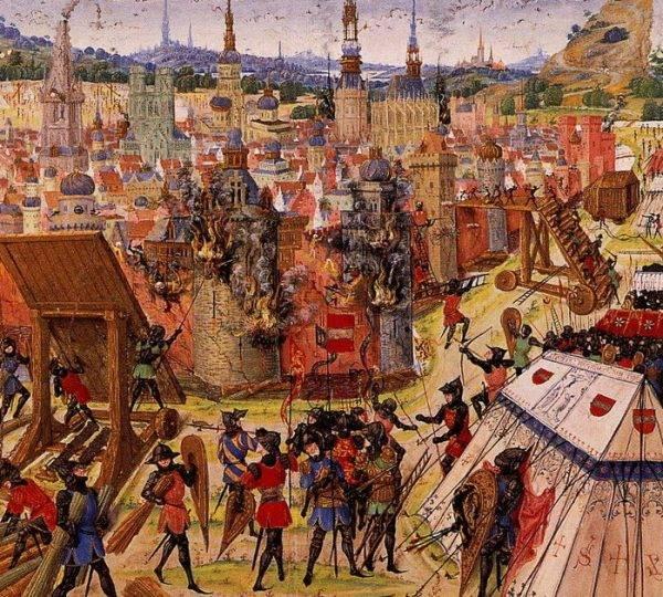 Usankcjonowane przez papieża zawołanie odbiło się krwawym echem na dziesiątkach pól bitewnych kolejnych krucjat.