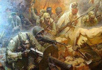 Niemcy liczyli na to, że obrońcy padną po 8 godzinach. Przeliczyli się. Radzieccy żołnierze bronili się przez miesiąc!