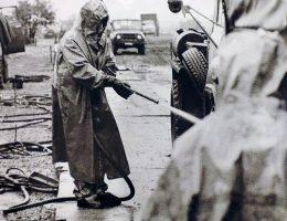 Wskutek awarii w Czarnobylskiej Elektrowni Jądrowej, która wydarzyła się 26 kwietnia 1986 roku, ucierpiało ok. 5 mln osób, w tym blisko 600 tys. dzieci.
