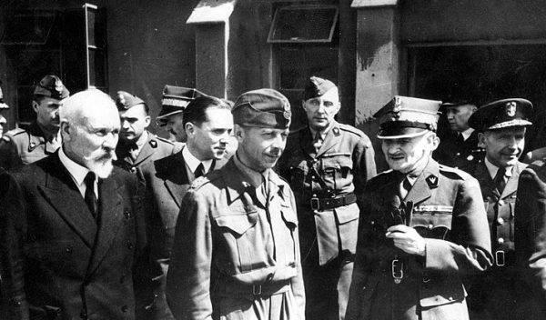 """""""Bór"""" Komorowski był aż nadto zdeterminowany do prowadzenia walki z Niemcami"""