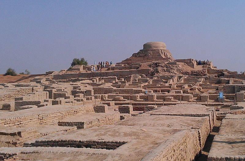 Ponad 5 tysięcy lat temu w dolinie Indusu wyrastały niezwykłe miasta.
