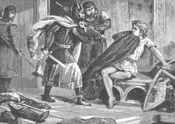 Leszek zginął w zamachu w Gąsawie, inspirowanym przez wielkopolskiego pretendenta do władzy – Władysław Odonica, oraz księcia pomorskiego, Świętopełka.