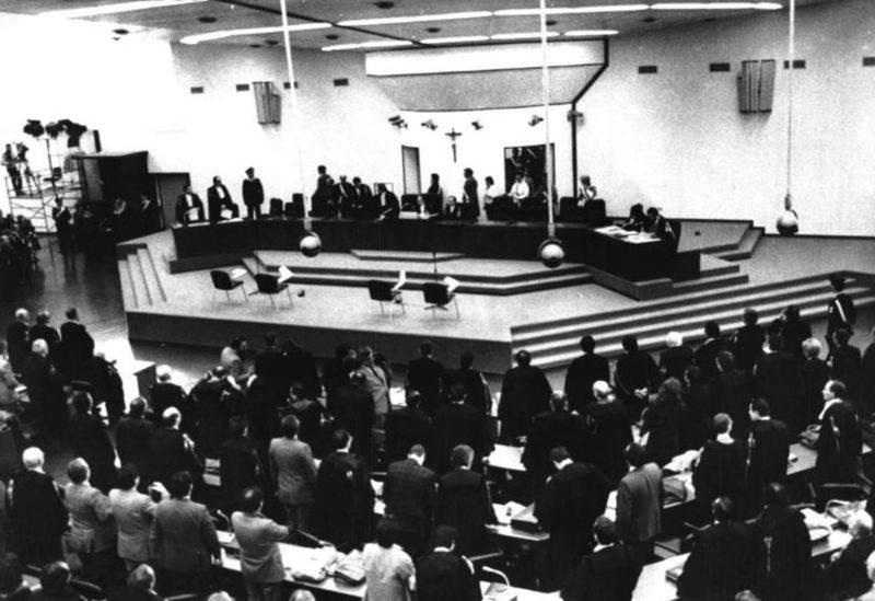 To był największy w historii proces sądowy przeciwko sycylijskiej mafii.