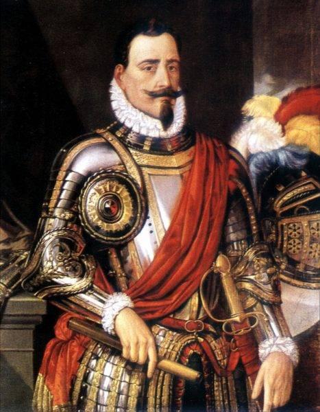 Jednym z pierwszych Hiszpanów, który na poważnie podjął się próby podboju terenów zamieszkiwanych przez Mapuche, był Pedro de Valdivia.