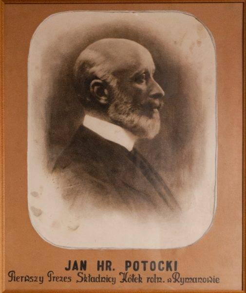 Brakiem wyczucia społecznych nastrojów wykazał się hrabia Jan Potocki, właściciel majątku w Rymanowie.