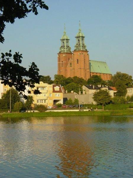 Katedra gnieźnieńska na Wzgórzu Lecha