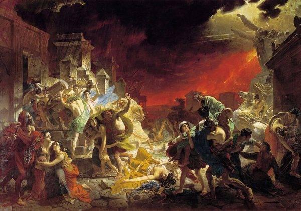 W roku 79 n.e. mieszkańcy Pompejów zaczynali ufnie spoglądać w przyszłość. Jednak nieubłagany los miał wobec nich inne plany. 24 sierpnia tętniące na nowo życiem miasto zamarło i przeniosło moment jego prosperity do przyszłości.