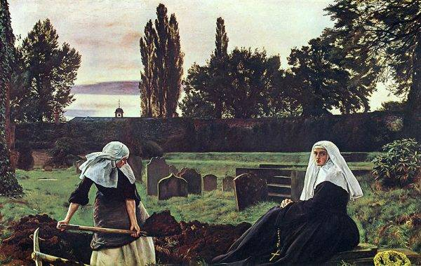 Los kobiet z rodu de Erauso był zgoła odmienny. Swoje lata dziecięce spędzały w klasztorze, gdzie przygotowywane były bądź do roli przykładnej żony, bądź bogobojnej zakonnicy.
