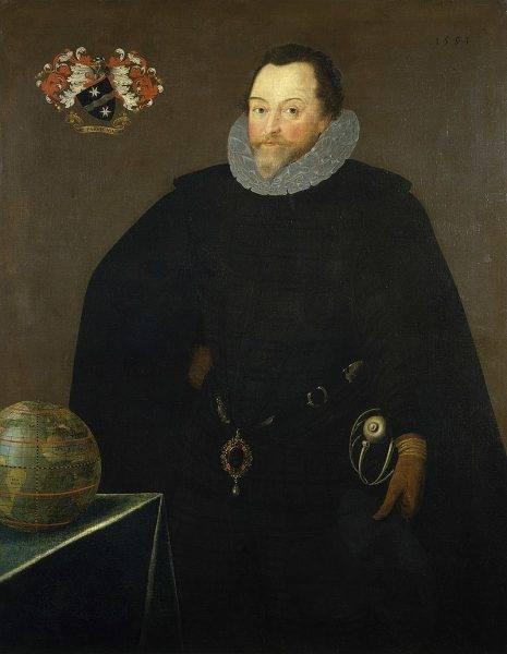 W wieku zaledwie 18 lat Drake po raz pierwszy dowodził samodzielnie statkiem płynącym z Anglii do Zatoki Biskajskiej.