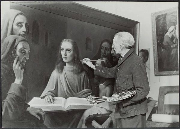 Van Meegerena chwalono za umiejętności i kunszt, ale zarzucano mu brak oryginalności. Krytycy twierdzili, że jego obrazy są kopiami dawnych dzieł.