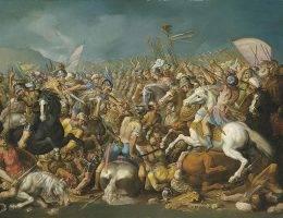 Kolejnym etapem ustanawiania dominacji na Półwyspie Iberyjskim było tłumienie buntów lokalnych społeczności. Ludy, które podczas zakończonej już wojny przyłączyły się do Hannibala, zostały uznane za buntowników.
