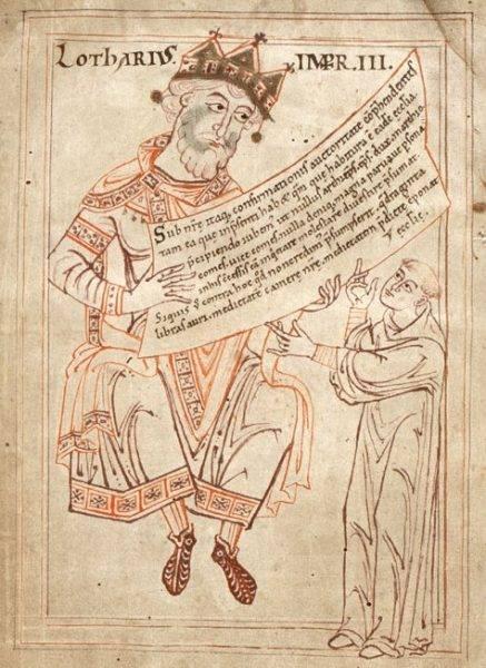 Po śmierci Henryka V polski książę rywalizował o te ziemie z królem niemieckim, późniejszym cesarzem Lotarem III.