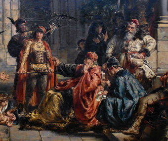 W 1121 roku Bolesław Krzywousty podbił Pomorze. Z pogańską krainą rozprawił się niezwykle krwawo.